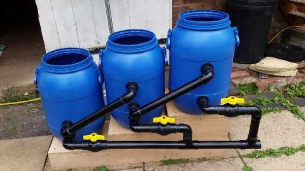 Contoh filter kolam ikan