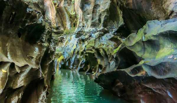 Hidden Canyon, Beji Guwang