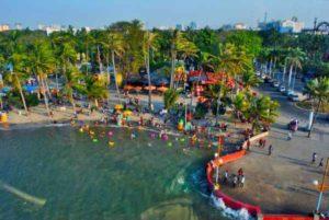 Pantai Ancol, Tempat wisata di Jakarta