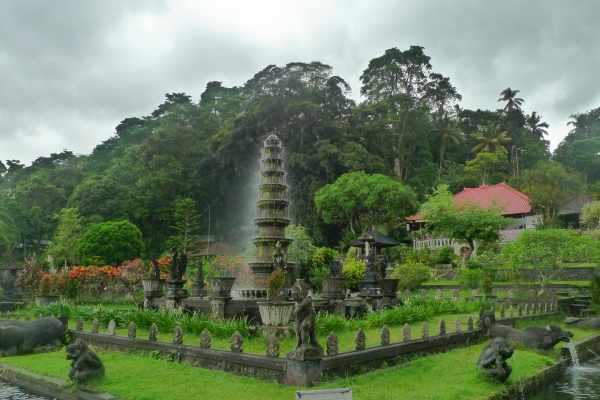 Tempat wisata Bali, Tirta Gangga