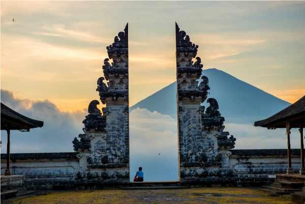 Tempat wisata di Bali, Candi Lempuyangan
