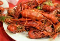 Harga lobster air tawar
