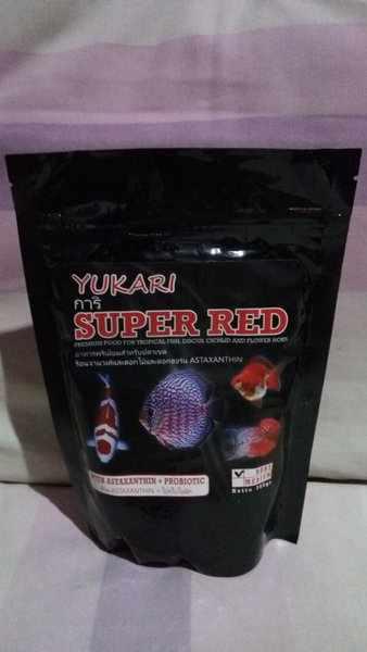 Pelet Yukari Super Red